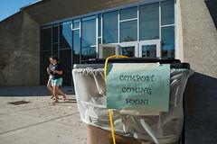 Compost Initiative (dailycollegian) Tags: compost compostbin sga umass judithgibsonokunieff umassamherst