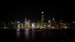 Hong Kong (jsvamm) Tags: ifttt 500px hong kong lights ifc isalnd water buildings peak shine