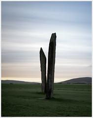 _DSC9151ed (alexcarnes) Tags: orkney stenness standing stones neolithic monument menhir henge circle prehistoric archaeology alex carnes alexcarnes nikon d810 sigma 50mm f14 art