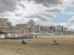 Seaside Resort Scheveningen (CosmoClick) Tags: scheveningen beach resort kurhaus cosmoclicky seaside strand zee sea