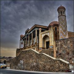Hazrat-Hizr Mosque, Samarkand (bit ramone) Tags: mezquita samarcanda samarkand uzbekistan mosque bitramone