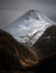 Binnien Beag. Highly commended and Charlie Waite's Judges Choice. Landscape Photographer of the Year 2016. (Roksoff) Tags: benneinbeag benneinmor bennevis glennevis steallgorge steallfalls theringofsteall mountians winter snow capped atmosphere light landscape mountainscape scotland scottishhighlands angearanach ambodach sgurramhaim stobban polldubh mamores nikond800 70200f28 leefilters lpoty 2016