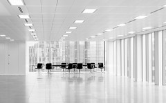 It's Lonely At The Top (DobingDesign) Tags: boardroom corporaterealestate city distance blackchairs contrast light lines white blackandwhite windows lighting reflection london londonarchitecture interiorarchitecture highrise view sterile bevismarksbuilding