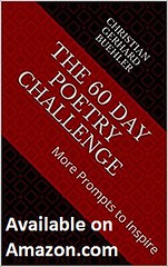 60day (christianbuehler) Tags: poem poetry poet creative self help journal amazon writing expression