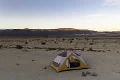 Camp, Night Two (W9JIM) Tags: w9jim tent camp tentcamping dvnp eurekadunes marmotlimelight 7d2 1635l
