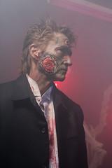 Lost Zombie (UnsignedZero) Tags: california celebrationevent cosplaytype generichalloween in indoor indoors inside item mareisland nightmareisland object solanocounty vallejo