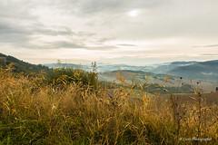 Alba (Antonio Casti) Tags: casty volterra toscana paesaggio nuvoloso nebbia panorama italy viaggio italia it