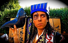 Occult Master (Josh100Lubu) Tags: josh100lubu lordjoshallen plaguedoctor plague plaguemask witchdoctor occult occultism wizard magick magician magic cosplay costume photography lamat lamatology occultist sorcery sorcerer arcane chinese