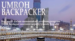 Umroh Murah Backpacker (novelarselia) Tags: umroh murah backpacker mandiri ramadhan