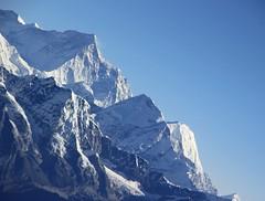 Himalayas, Everest range (nick taz) Tags: himilayas range everest