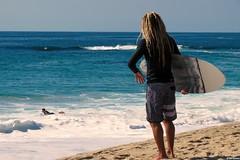 Skimboarding Blues! (Wildlife_Biologist) Tags: water waves beach sea jeffahrens wildlifebiologist human homosapiens person skimboarder skimboarding humanbeing southerncalifornia