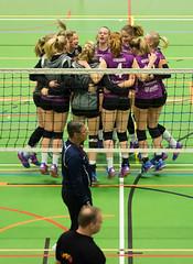 1B261051 (roel.ubels) Tags: vv utrecht eurosped galgewaard volleybal volleyball 18 finale nationale beker