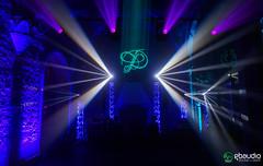 Disco lights at Castello di Vincigliata (GBAudio Service) Tags: gbaudio lighting sound wedding event castellodivincigliata disco party pointe