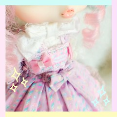 (.: Marinette in Wonderland :.) Tags: angelicpretty lolitafashion pullip doll pullipdoll dollphotography photography square iphone cute closeup