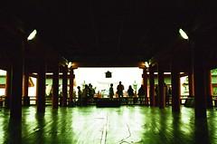 Hiroshima, Japan / Lomography Slide, XPro / Nikon FM2 (Toomore) Tags: hiroshima japan nikon fm2 nikkor 35mm lomography slide xpro e6toc41
