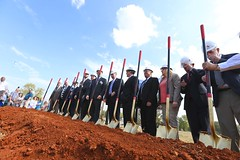 11-02-2016 GroundBreaking Ceremony for North Alabama Medical Center