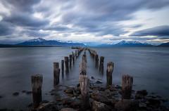 Costanera Puerto Natales (lpcortesfotografias) Tags: seashore sea seaside seascape landscape ocean chile puertonatales sonya58 tokina1116mm clouds nubes mar oceano longexposure largaexposicion