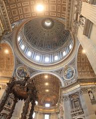 Petersdom (CA_Rotwang) Tags: vatican vatikan vatikanstadt church kirche dom basilika rom roma rome italy italien italia papst pope katholisch