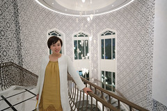 Inside Atlantis on the Palm (Filippo Photos) Tags: dubai portraits 1dxmarkii thepalm atlantis dubaimall valentina acquario crescent jumeira sym burjkhalifa
