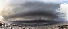 Athens supercell 9-11-2016 (Dimitris_S.) Tags: storm supercell lp athens severe weather hail autumn nature skyporn nikon d7200 tokina panorama