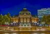 Laeiszhalle   Hamburg (-BlaqueBeat-) Tags: deutschland germany hamburg musikhalle musik music hall laeiszhalle laeisz blaue stunde architektur architecture building stephansplatz johannis brahms platz sievekingsplatz scandic emporio dragonerstall hamburger symphoniker carl weitwinkel wide angle 24mm 16 35 mm 1635mm 1635 l is canon eos 5 d mark iii 5d3 drei blue hour lights light citylights city urban beleuchtung lichter licht abend nacht