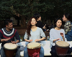 2016. Tokyo. Tokio. (Marisa y Angel) Tags: 2016 japan japn tokio tokyo yoyogikoen shibuyaku tkyto tambores