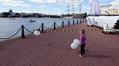 Saint Petersburg 13 (mpetr1960) Tags: saint people petersburg russia nikon d810 girl river embankment