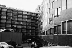 Co-op Olympia (NINA KOB (on & off)) Tags: apartment architecture monochrome blackwhite harajuku