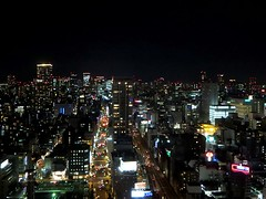 Osaka By Night (D-Stanley) Tags: montereygrasmere osaka japan