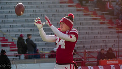 #34 catch (Codydownhill) Tags: football game huskers big red sports portrait trophy brother dad