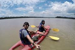 Kajaki na rzece Madre de Dios | Kayaking in the Madre de Dios river