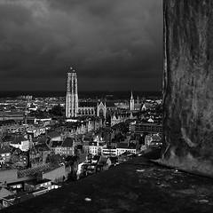 Vanop toren OLV-over-de-Dijle (mechelenblogt_jan) Tags: mechelen olvoverdedijlekerk sintromboutskathedraal sintromboutstoren