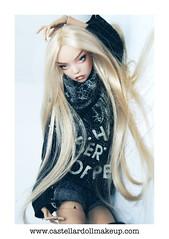 castellardollrepaint2 (Castellar Doll Makeup) Tags: popovysisters popovy peewit perfection makeupartist blond beauty castellardollmakeup castellardollrepaint wigmaker wigs blueeye tangirl glam fashiondolls fashion diva