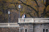 Bride and Groom (PMillera4) Tags: bride groom newlyweds weddingphoto fall autumn philadelphia waterworks