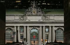 Grand Central Terminal (San Martin Photography) Tags: usa nyc newyorkny nightphotography grandcentralterminal canon5dmarkiii manhattan canonef70200mmf28lisiiusm 5dmk3 historical beauxarts