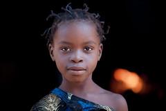 Burkina Faso: enfant de l'ethnie Snoufo. (claude gourlay) Tags: burkinafaso afrique africa claudegourlay portrait retrato ritratti enfant child ethnie ethnic snoufo