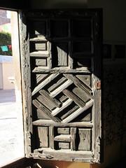 Wooden door, Templo de Nuestra Seora de La Salud, San Miguel de Allende, Mexico (Paul McClure DC) Tags: sanmigueldeallende mexico bajo guanajuato nov2016 church historic