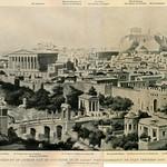 wonderen der oudheid II,1925 ill  Athene  tijdens Hadrianus