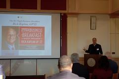 2016 Business Breakfast Speaker (BC High Alumni & Parent Events) Tags: business break rick kaplan