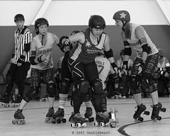 shevil_vs_belles_L1060379 1 (nocklebeast) Tags: ca usa rollerderby rollergirls richmond skates bayareaderbygirls badg sfshevildead richmondwreckingbelles cranewaypavilion va0001991072 effectivedateofregistrationaugust152015 va1991072