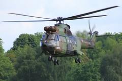 Eurocopter SA 330B Puma n 1255 (Aero.passion DBC-1) Tags: plane aircraft aviation air meeting helicopter puma avion eurocopter aerodrome helicoptere tigermeet helico cambrai alat sa330 aeropassion dbc1 niergnies
