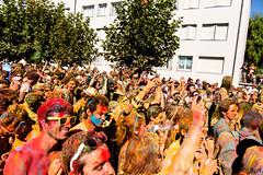2015 08 22 Color of time Thêatre de rue Aurillac-23 (https://www.facebook.com/Bertrandphoto) Tags: peinture m holi aurillac 24105l eos6d artonik coloroftime wwwthecoloroftimeorg wwwhttp2015aurillacnet festivaldethéâtrederue2015aurillac