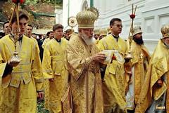 044. Consecration of the Dormition Cathedral. September 8, 2000 / Освящение Успенского собора. 8 сентября 2000 г