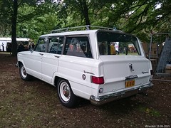 Jeep Wagoneer 1965 (AE-76-43) (MilanWH) Tags: jeep 1965 wagoneer ae7643