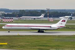 Two alive Il-62s in one frame! (Vasily Kuznetsov) Tags: spotting svo dprk planespotting ilyushin il62 sheremetyevo northkorean il62m airkoryo uuee p881 ilyushinil62m