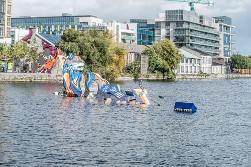 DUBLIN DOCKLANDS AREA [21 SEPTEMBER 2015] REF-10805450