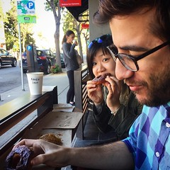 cronut attack (thisgirlangie) Tags: attack cronut
