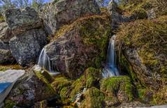 Nano waterfalls