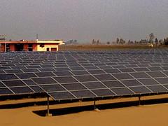 Solar Power Plant - Bikram Singh Majithia (BikramSMajithia) Tags: development solarpanels solarpower solarenergy bikramsinghmajithia