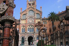 Hospital de Sant Pau (Rob Oo) Tags: barcelona spain espana gaudi spanje ro016b